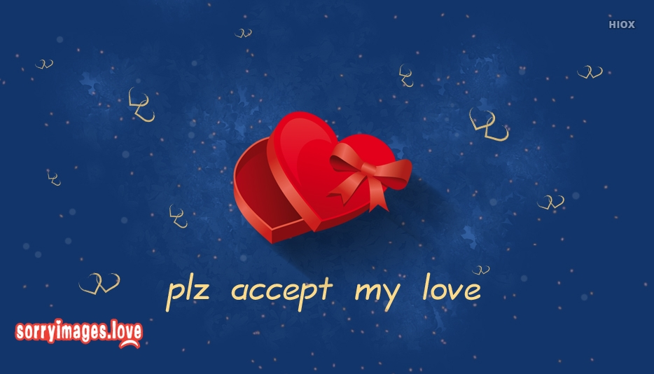 Plz Accept My Love