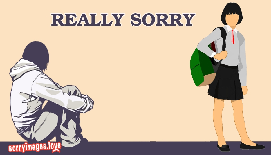 Really Sorry @ SorryImages.Love