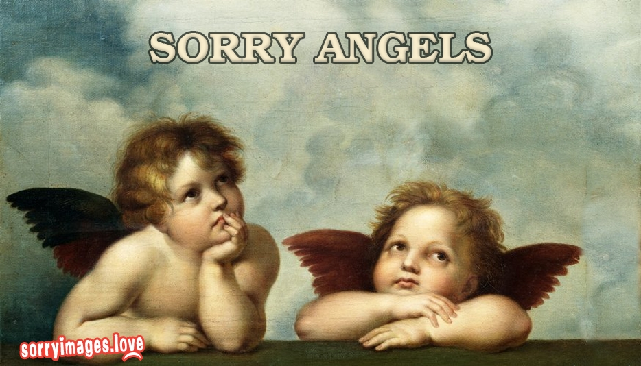 Sorry Angels
