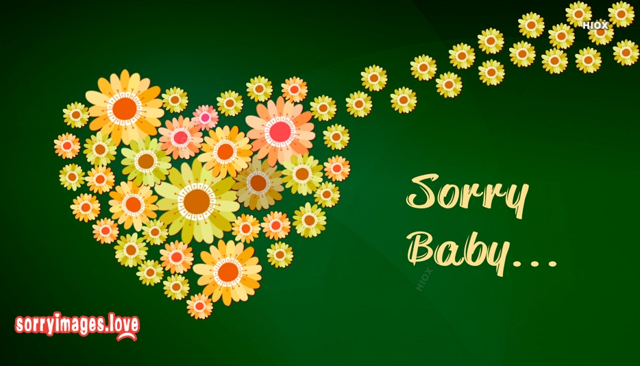 Sorry Baby Quotes