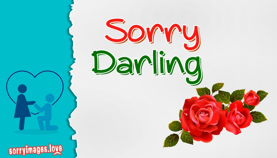 Sorry Darling - Sorry Images for Darling