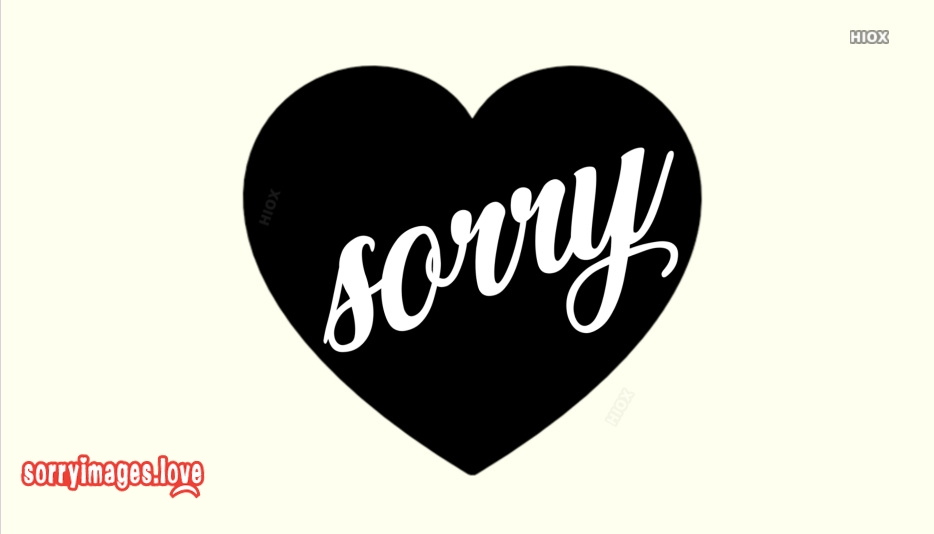 Sorry Greetings