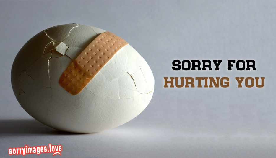Sorry for Hurting You @ www.sorryimages.love