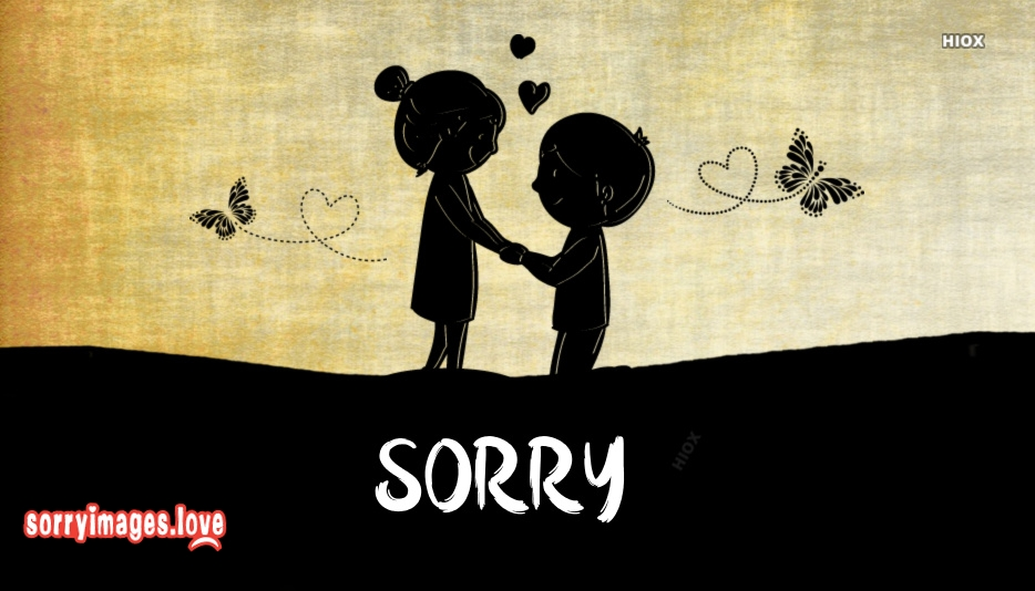 Sorry Romantic Image