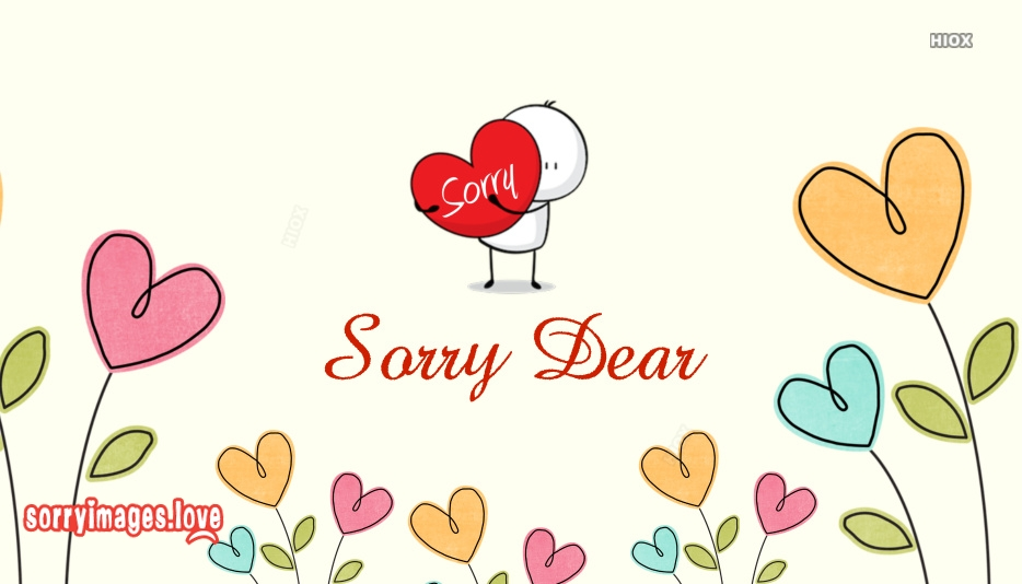 Sorry Images For Girlfriend Hd