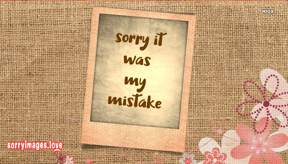 Sorry Forgive Me Images, Pictures