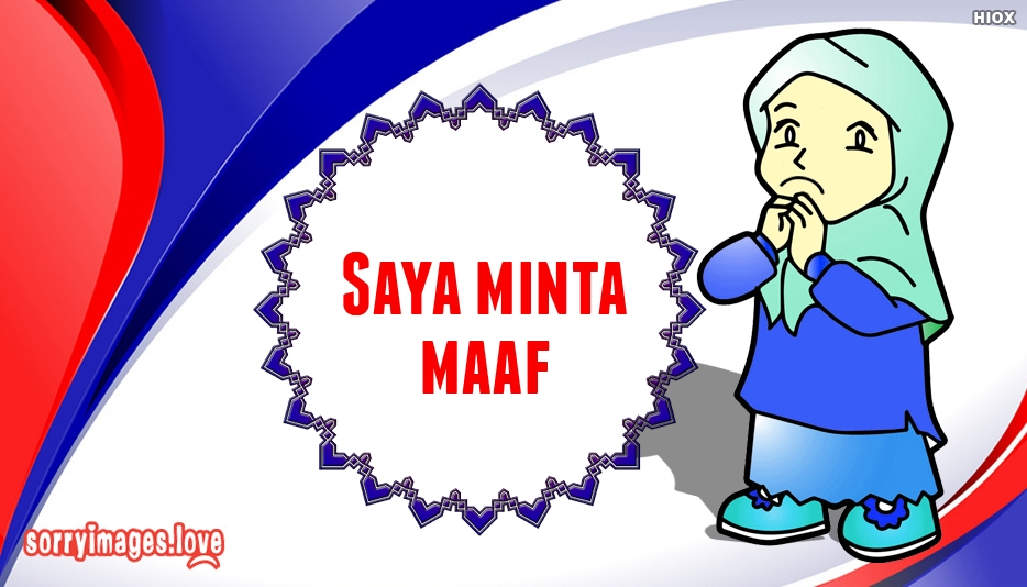 Sorry Images for Apology In Malay
