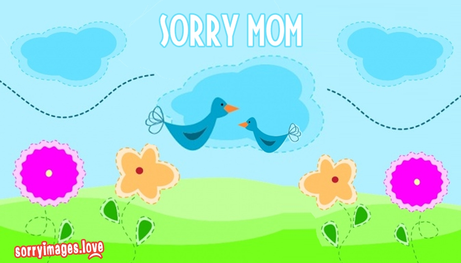 Sorry Images for Parents