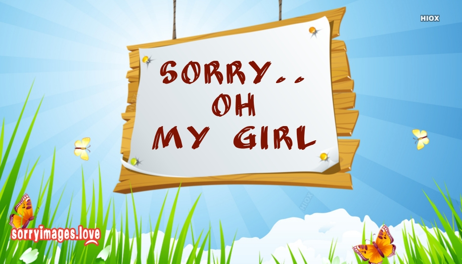 Sorry Oh My Girl Image