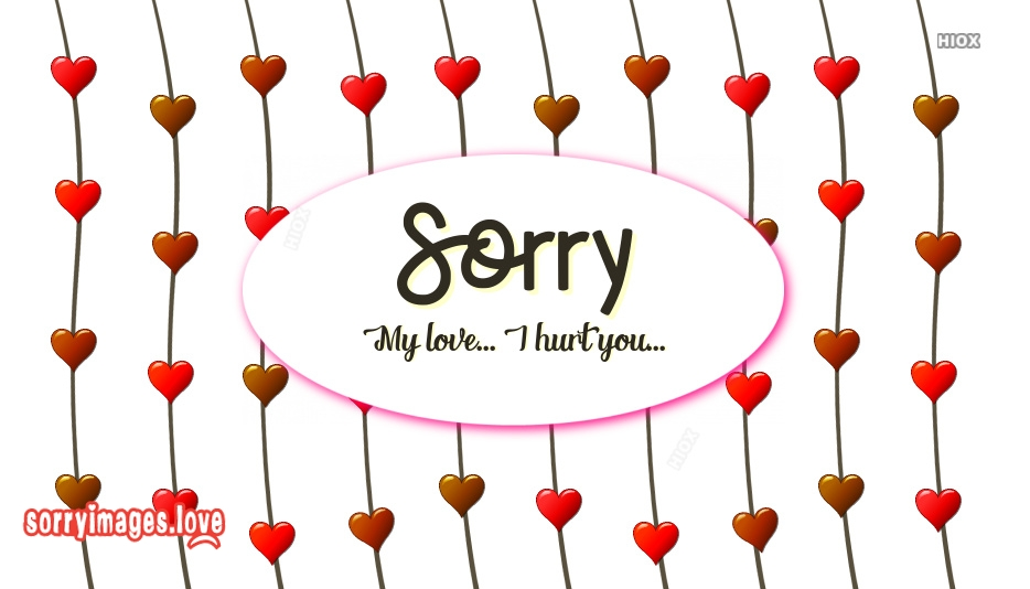 Sorry DP Images, Pictures For Whatsapp, Facebook