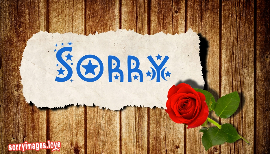 Sorry Rose | Sorry with Rose  - Sorry Images for Boyfriend
