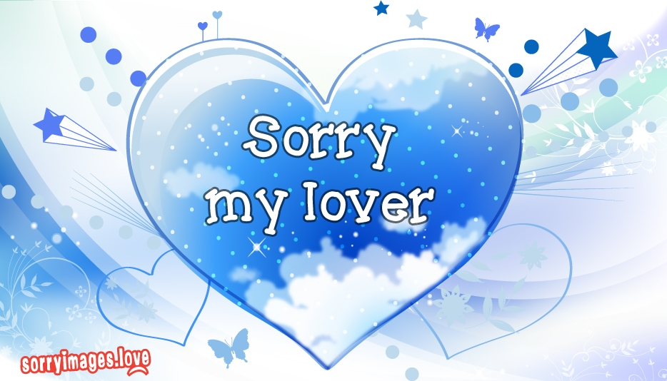 Sorry SMS For Dear One