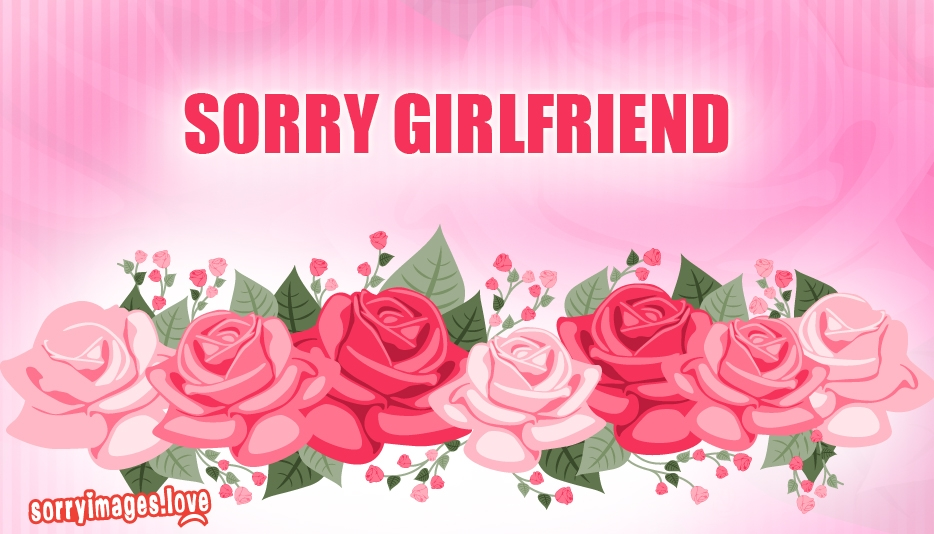 Sorry Status For My GF - Sorry Images for Girlfriend
