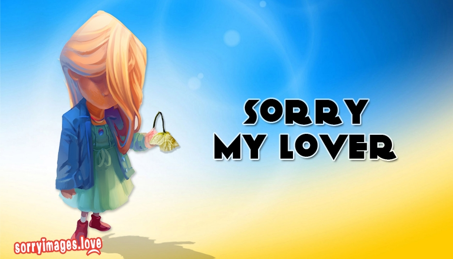 Sorry Wallpaper For Lover - Sorry Images for Lover