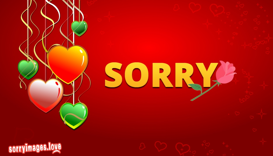 Sorry Whatsapp Dp - Sorry Wallpaper Images For Free Download