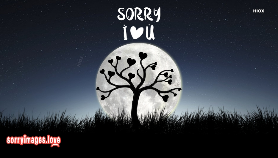 Sorry With I Love U