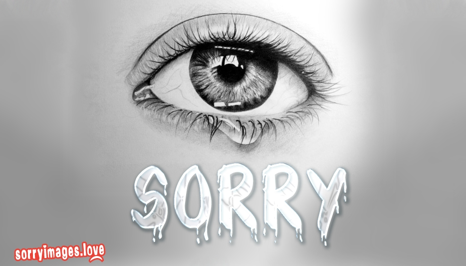 Sorry Images for Emotions