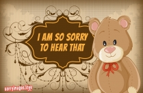 I Am Really Really Sorry My Darling Image