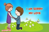 Sorry Quote For Wife