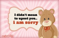 Sorry Love Image