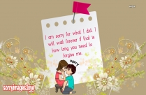 Sorry Love Quotes For Bf
