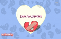 Sorry Images For Lover Free Download