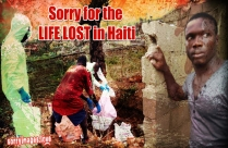 Sorry For The Life Lost In Haiti