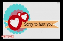 Sorry Love Images, Pics
