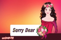 Sorry Images for Her