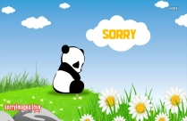 Sorry With Miss You Images