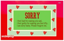 Sorry Quotes For My Fiance