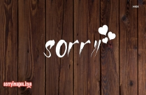 Sorry Images Broken Heart
