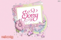 Sorry Sticker Image, Photo