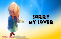 Sorry Words For Love